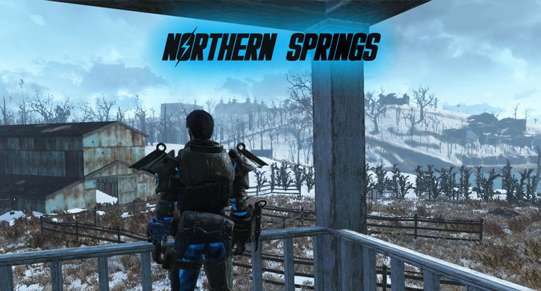 Fanouškovské DLC Northern Springs pro Fallout 4 je nynídostupné