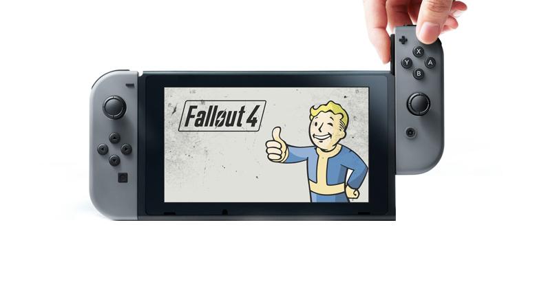 Fallout 4 se zřejmě podívá i na Switch + první informace o Fallout5