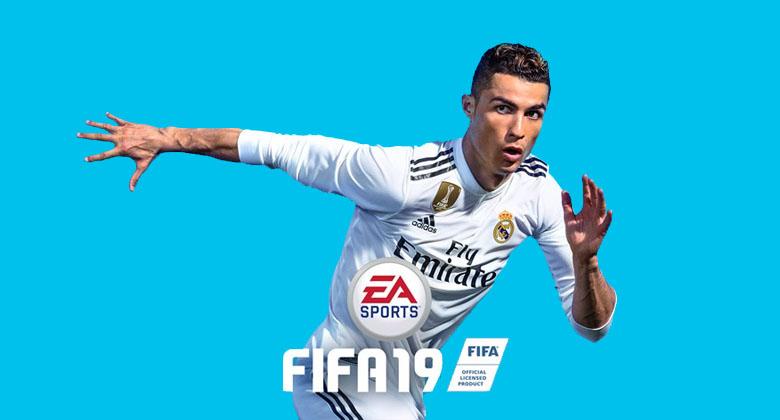 Ronaldo přestoupil a Fifa 19 máproblém