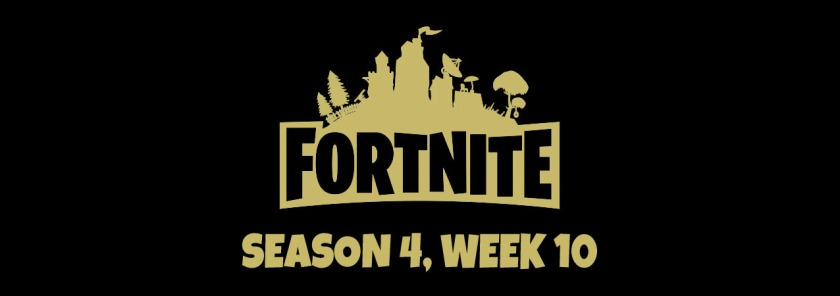 fortnite souhrn season 4 week 10 siroky