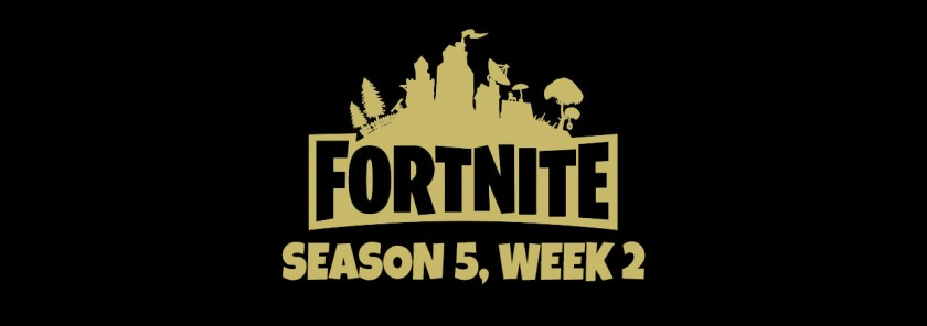 fortnite souhrn season 5 week 2 siroky
