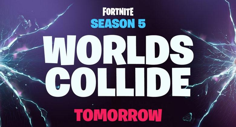 fortnite world collide