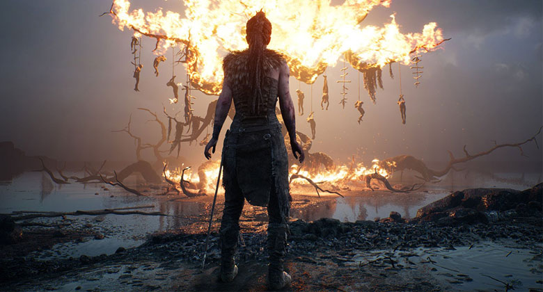 Hellblade: Senua´s Sacrifice si užijeme i veVR