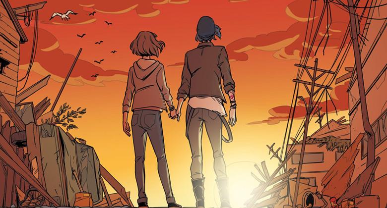 Life is Strange dostane vlastní komiks s Max a Chloe v hlavníroli