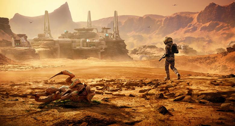 DLC Lost on Mars pro Far Cry 5 právě dnesvyšlo