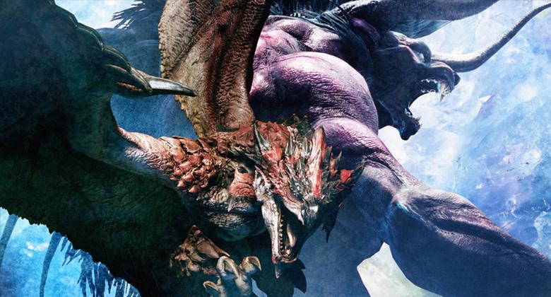 Propojení Monster Hunter: World a Final Fantasy XIV má datumvydání