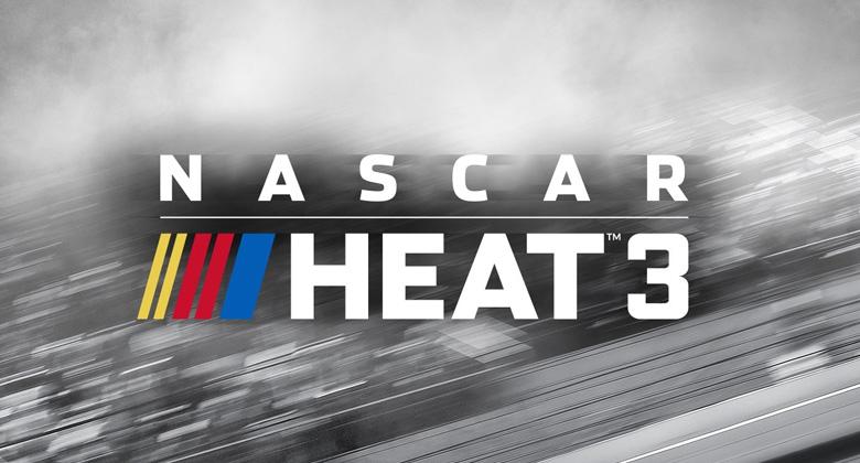 Oznámeny závody Nascar Heat3