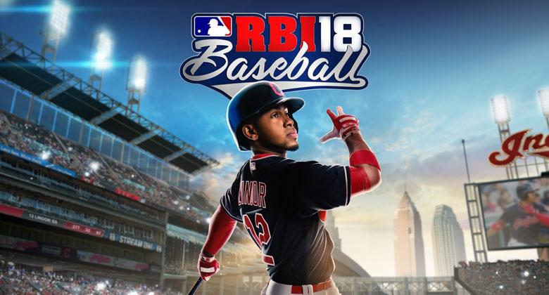 R.B.I. Baseball 18 v gameplaytraileru