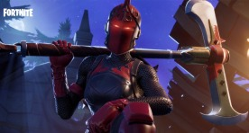 red knight fortnite
