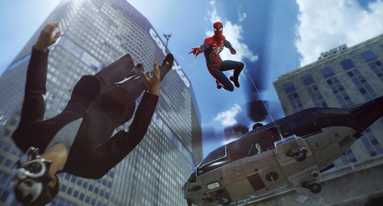 Spider-Man na PS4 Pro poběží pouze v30fps