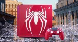 spiderman console