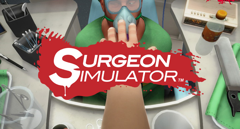 Surgeon simulator míří na Nintendo Switch a dostane co-op