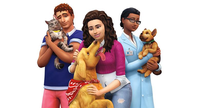 Rozšíření The Sims 4 Psi a kočky oznámeno na PlayStation 4 a XboxOne