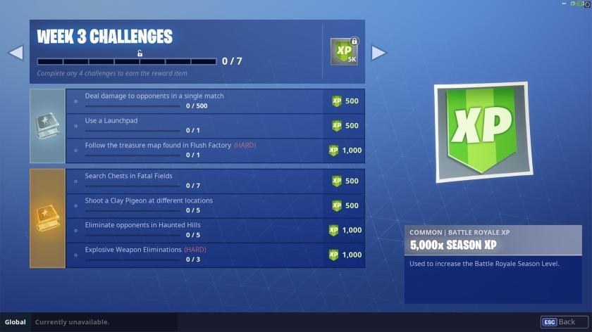 week 3 challenges