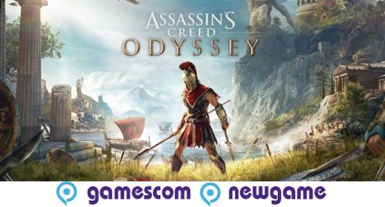 ac odyssey gamescom