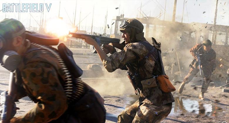 Battle royale pro Battlefield V bude pro 64 hráčů + novýtrailer