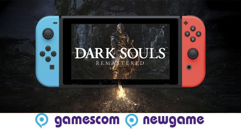 Jak vypadá Dark Souls a Diablo 3 na Nintendu Switch? Mrkněte nagameplay