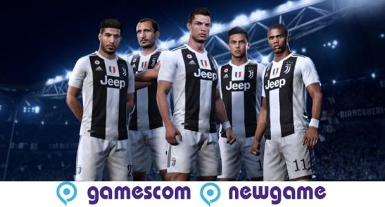fifa 19 gamescom