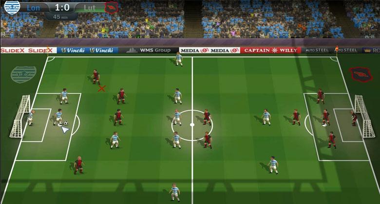 Strategická fotbalová hra? To je Football, Tactics &Glory