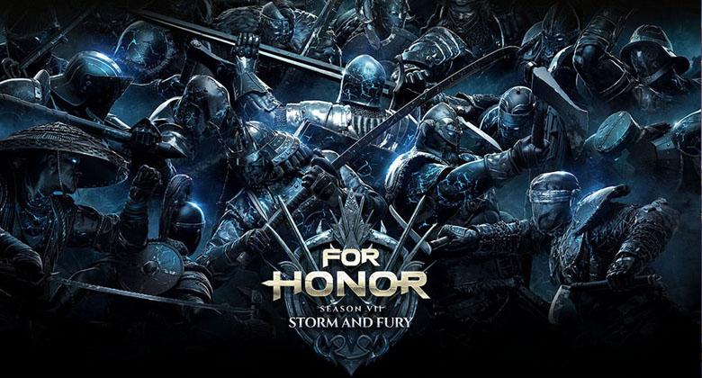 Sedmá sezóna For Honor přináší velká vylepšení dvou původníchpostav