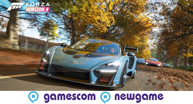 Forza Horizon 4 – Král mezi arkádovými závody je zpět! – dojmy z hraní(Gamescom)
