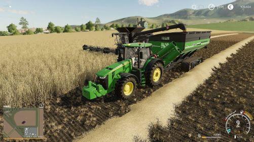 FS19 traktor