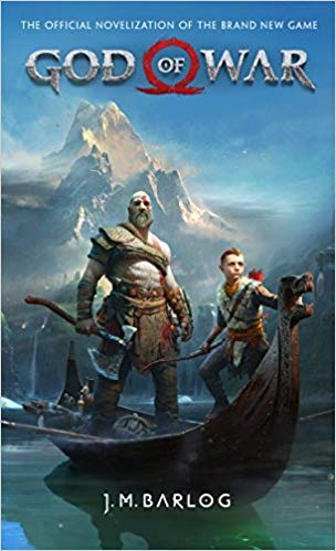 god of war book