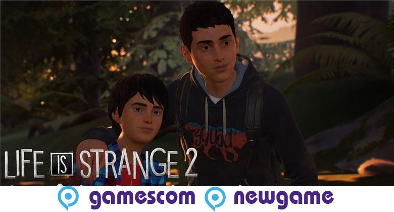 Podívejte se na Life Is Strange 2 v dlouhém gameplayvideu