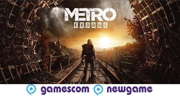 metro exodus gamescom