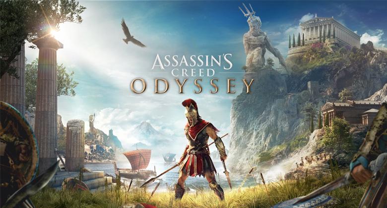 Deníček k Assassin´s Creed: Odyssey představuje krásnéŘecko