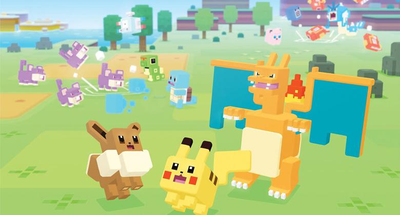 Pokémon Quest stihl za měsíc vydělat 8 milionůdolarů