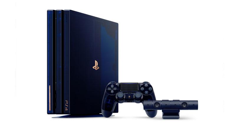 PlayStation prodal 500 milionů kusů od svého uvedení natrh