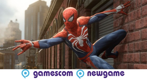 spiderman gamescom