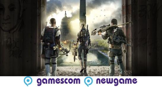 the division 2 gamescom