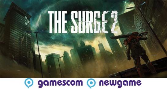 the surge 2 gamescom