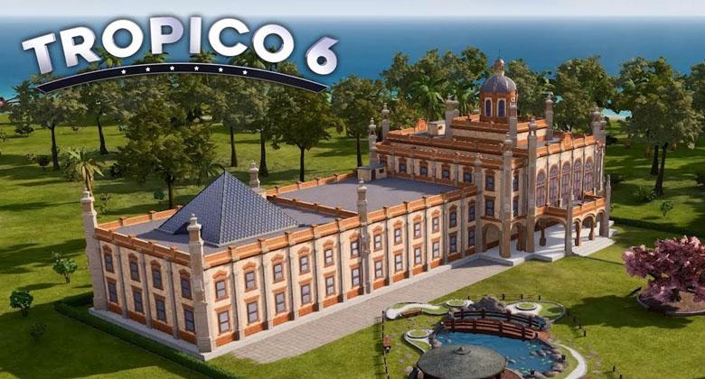 Tropico 6 má datum vydání +trailer