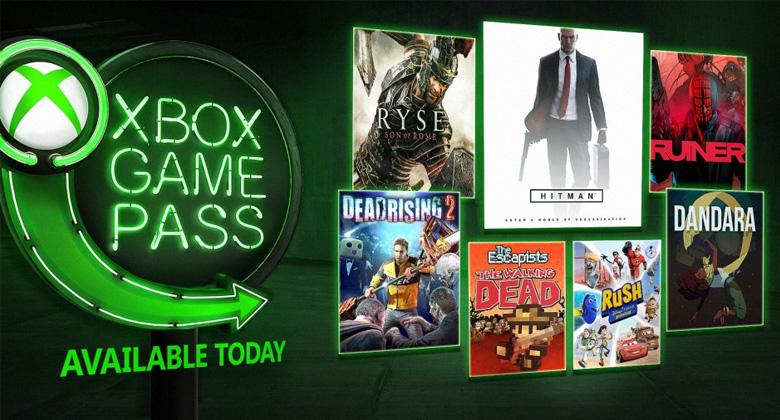 Nabídku Xbox Game Pass obohatí 7 novýchher