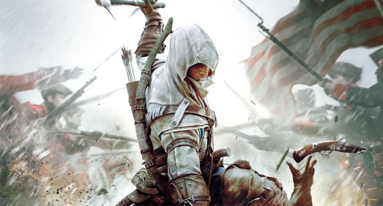 Remaster Assassin´s Creed IIIoznámen!