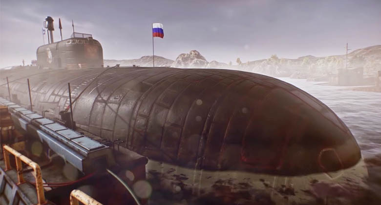 Gameplay trailer pro titulKursk