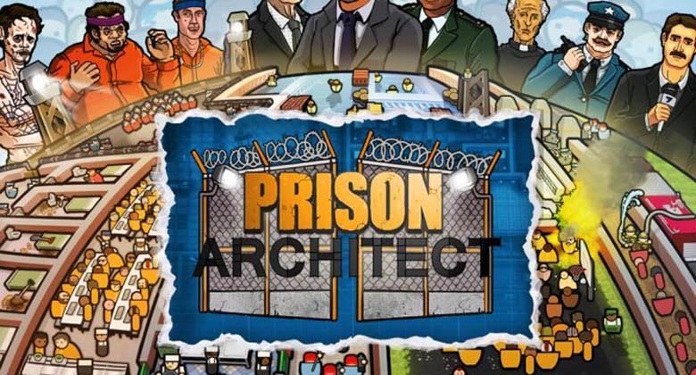 Prison Architect dostane multiplayer, na PC je dostupný užnyní!