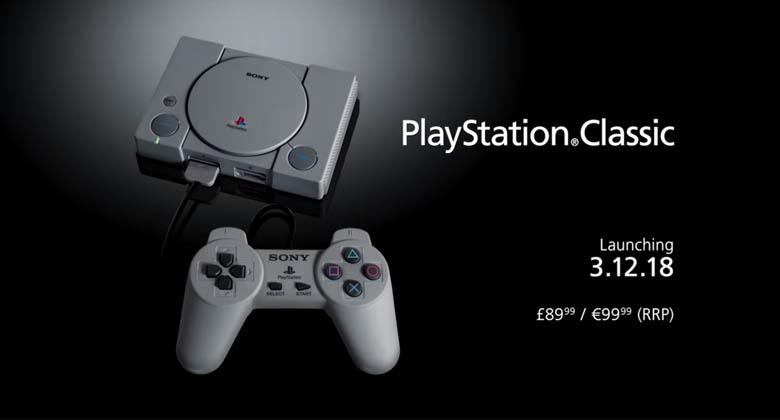 Sony chystá návrat PlayStationu1!