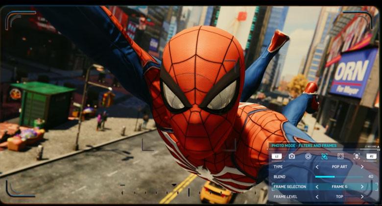 Spider-Man dostane photo mód, který vypadáskvěle